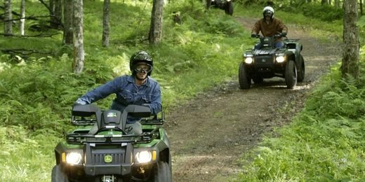 ATV Safari Tours in Agva